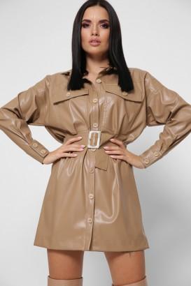 Платье-рубашка KP-10354-10