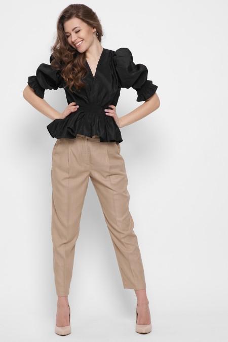 Женская блузка -6613-8