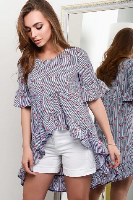 Женская блузка BK-7600-2