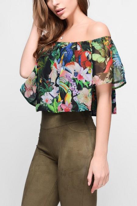Женская блузка BK-7410-8