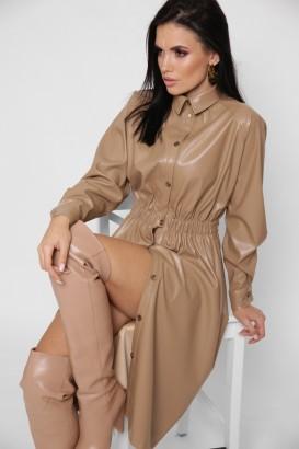 Платье-рубашка KP-10355-10