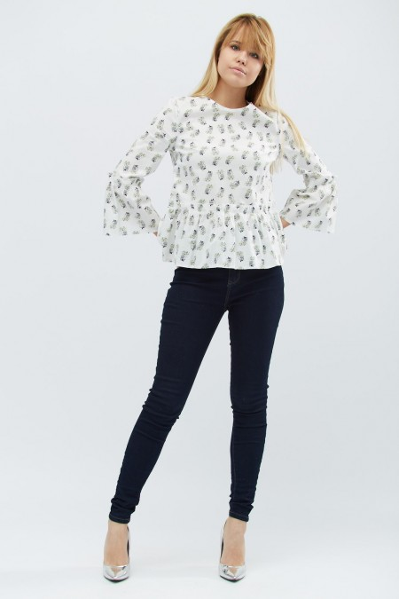 Женская блузка BK-7610-12
