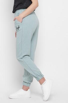 Спортивные брюки -6593-7
