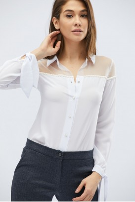 Женская блузка BK-7633-10
