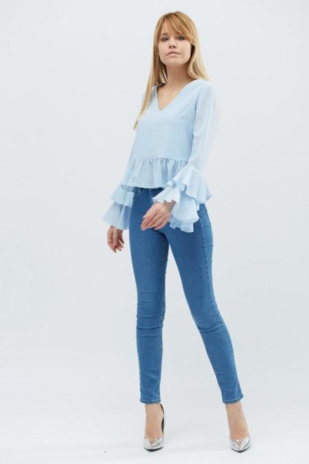 Женская блузка BK-7614-11