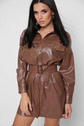 Платье-рубашка KP-10354-26