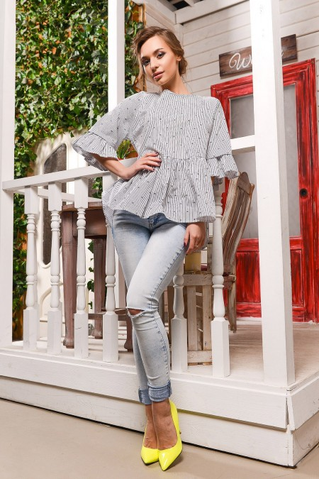 Женская блузка BK-7500-3