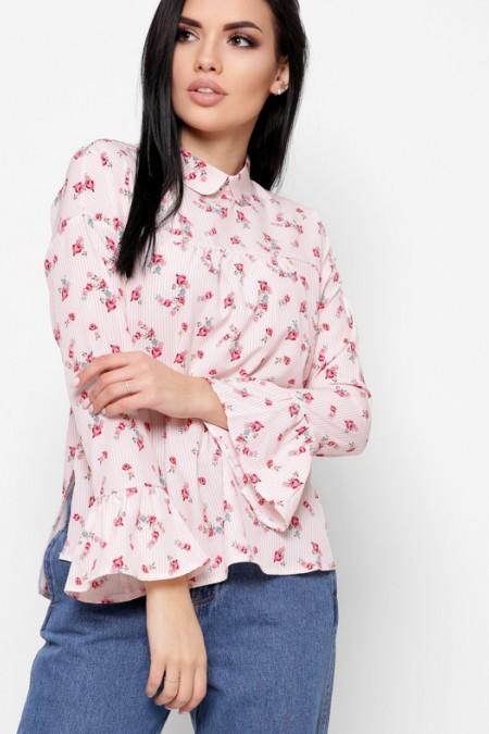 Женская блузка BK-7609-10