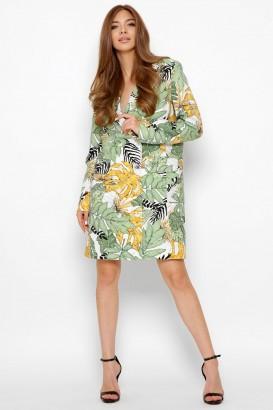 Платье-пиджак KP-10371-12