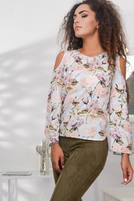 Женская блузка BK-7604-11