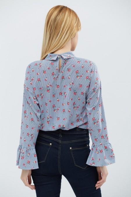 Женская блузка BK-7609-2