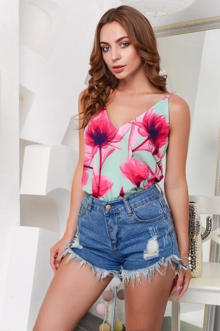 Женская блузка BK-7496-7