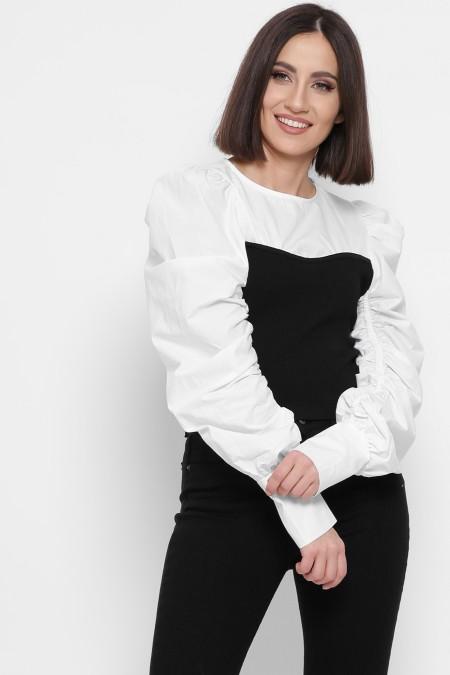 Женская блузка -6583-8