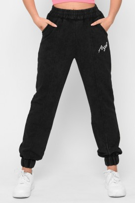 Спортивные брюки -6593-8