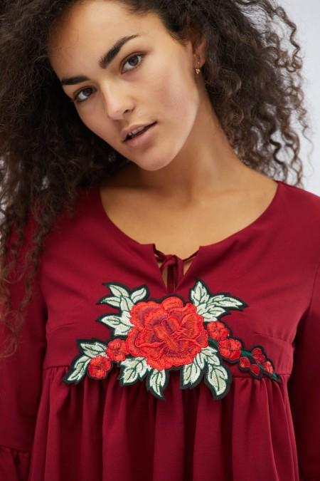 Женская блузка BK-7618-16
