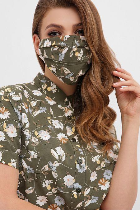 Защитная маска №1
