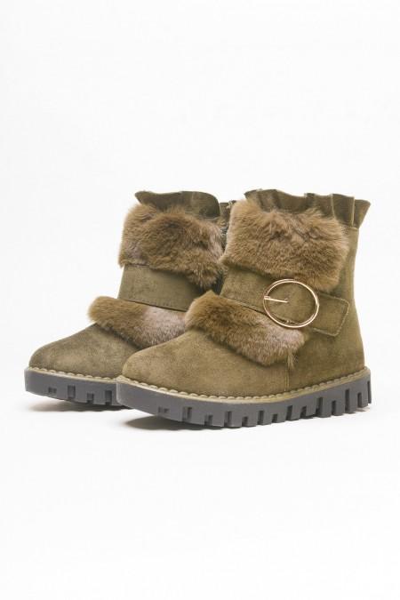 Ботинки Quincy -26884-1