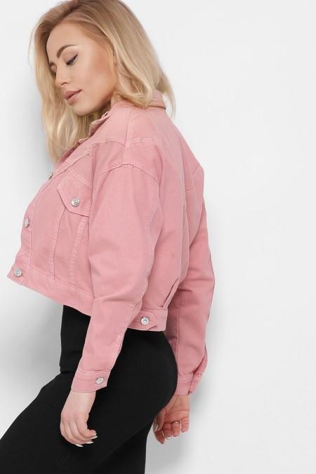 Джинсовая куртка Levure -31859-15