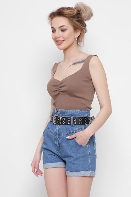 Джинсовые шорты Levure -31861-11