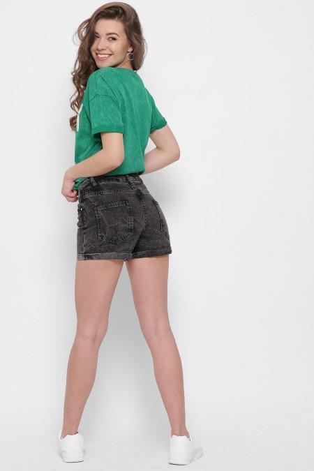 Джинсовые шорты Levure -31886-4