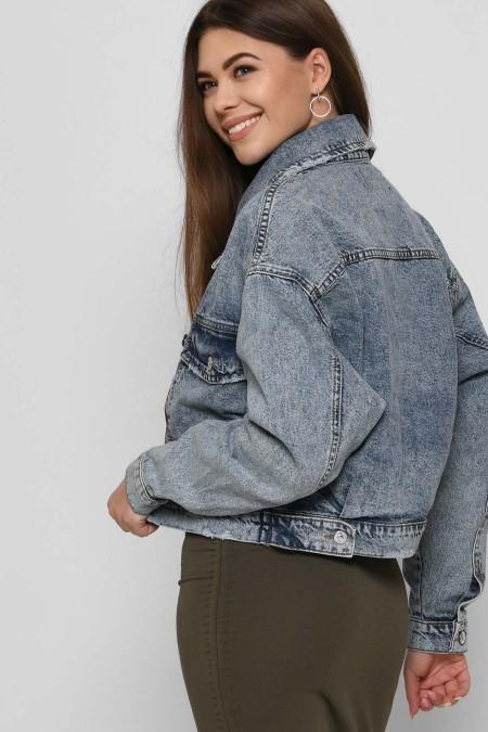 Джинсовая куртка Levure -31881-11