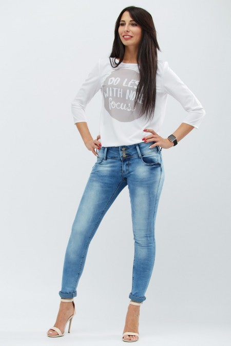 Джинсы Super Skinny -31037-11